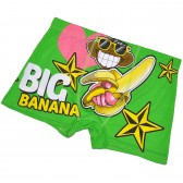 """Трусы мужские """"Big banana"""" (green)"""