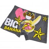 """Трусы мужские """"Big banana"""" (gray)"""
