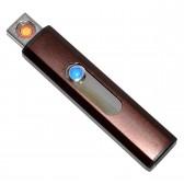 """USB-прикуриватель """"Флешка"""" (коричневый)"""