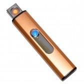"""USB-прикуриватель """"Флешка"""" (золотой)"""