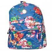 """Сумка-рюкзак """"Цветы"""" -03"""
