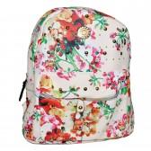 """Сумка-рюкзак """"Цветы"""" -04"""