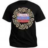 """Футболка """"Russia in my heart"""""""