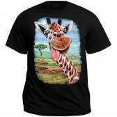 "Футболка ""Crazy Giraffe"""