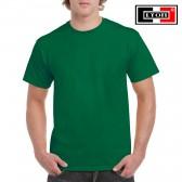 Футболка Lyon (Индия), цвет Тёмно-зелёный