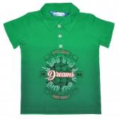 """Рубашка-поло детская """"Dreams"""""""
