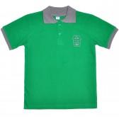 """Рубашка-поло детская """"Hot rod"""""""