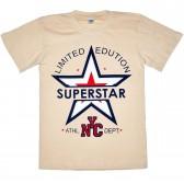 """Футболка детская """"Superstar limited edution"""" для мальчика"""