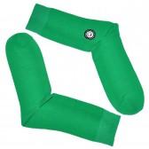 Носки зелёные, мужские