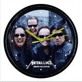"""Рок-часы """"Metallica"""" (death magnetic)"""