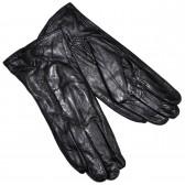 Перчатки женские, натуральная кожа -22