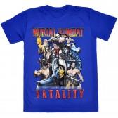 "Футболка подростковая ""Mortal Kombat (Fatality)"""