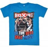 "Футболка подростковая ""Boxing (be the best beat first)"""