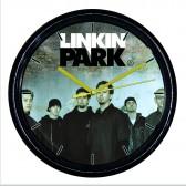 """Рок-часы """"Linkin Park"""" -02"""