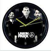 """Рок-часы """"Linkin Park"""" -03"""