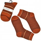 """Носки женские """"Royalgem"""" (оранжевый)"""