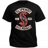 """Футболка """"Slipknot (Des Moines)"""""""