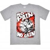 """Футболка """"No pain, No gain"""""""
