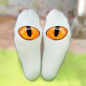 Носки женские с рисунком глаз