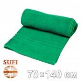 Полотенце махровое, банное SUFI (Индия), зеленый