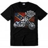 "Футболка ""Harley-Davidson motorcycles"""