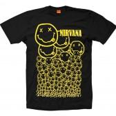 """Футболка """"Nirvana"""" (Lots of smiles)"""