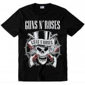 "Футболка ""Guns N' Roses"" (череп)"