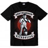 """Футболка """"Brotherhood Kickboxing"""""""