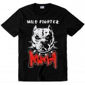 "Футболка ""Wild Fighter (MMA)"""