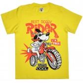"""Футболка детская """"Best Doggy Rider"""" для мальчика"""