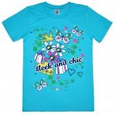 """Футболка детская """"Sleek And Chic"""" для девочки"""