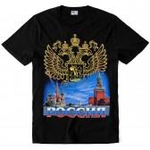 """Футболка """"Россия (Москва)"""""""