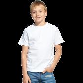 Футболка детская Classic Premium (белый)
