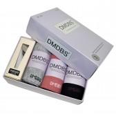 """Носки женские ароматизированные """"DMDBS"""" с подарком, упаковка 3 пары"""