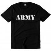 """Футболка """"Army"""" (черный)"""
