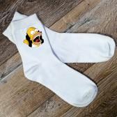 """Носки мужские """"Homer"""""""