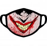 """Маска от вирусов с рисунком """"Злой Джокер"""""""