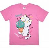 """Футболка детская """"Sweet cat"""" для девочки"""
