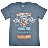 """Футболка детская """"Motorcycle racing championship"""" для мальчика"""