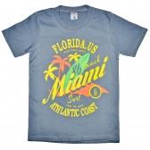 """Футболка детская """"Miami beach surf"""" для мальчика"""