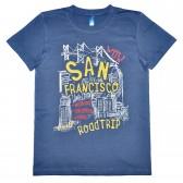 """Футболка детская """"San Francisco roadtrip"""" для мальчика"""