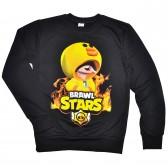 """Свитшот подростковый """"Brawl Stars - Duck"""""""