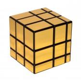 Зеркальный кубик Рубика, 3х3 gold
