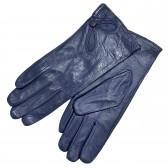 Перчатки женские, натуральная кожа -35