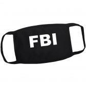 """Маска на лицо от вирусов """"FBI"""" (многоразовая)"""