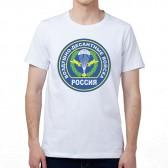 """Футболка с принтом, мужская """"ВДВ Лого"""""""