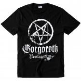 """Футболка """"Gorgoroth - Pentagram"""""""