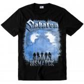 "Футболка ""Sabaton - Bismarck"""