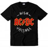 "Футболка ""AC/DC - High Voltage"" -2"