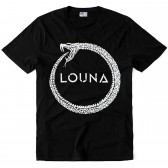 "Футболка ""Louna"" (змея)"